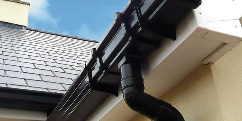 Your Guide to uPVC Guttering