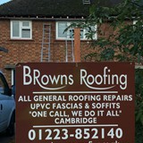 Browns Roofing Cambridge