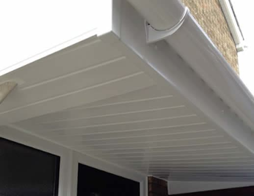 Replacement roofline products Cambridge